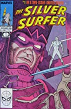 THE SILVER SURFER, #1, December 1988 by Stan…