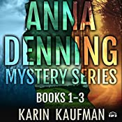 Anna Denning Mystery Series Box Set: Books 1-3 | Karin Kaufman