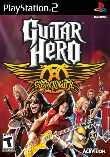 Guitar Hero Aerosmith Playstation 2