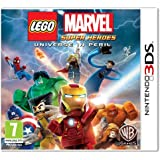 NEW & SEALED! Lego Marvel Super Heroes Nintendo 3DS Game UK