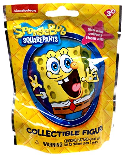 "Spongebob Squarepants Mystery Pack 2"" Collectible Figure"