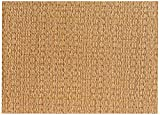 Harman Wicker Ultimate Easy Care Placemat, Straw
