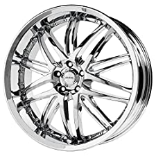 Verde Custom Wheels Kaos Chrome Wheel (18×8″/5×4.5″)