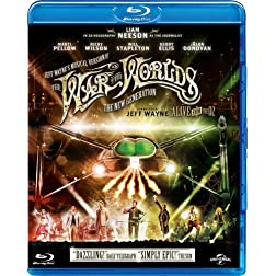 Jeff Wayne's Musical Version of the War of the Wor [Blu-ray]