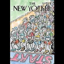 The New Yorker, October 22th 2012 (Evan Osnos, Michael Specter, David Sedaris)  by Evan Osnos, Michael Specter, David Sedaris Narrated by Todd Mundt
