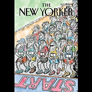 The New Yorker, October 22th 2012 (Evan Osnos, Michael Specter, David Sedaris) Periodical