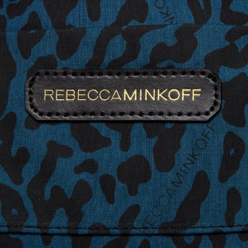 Rebecca Minkoff 瑞贝卡·明可弗 Mini Luscious Hobo with Studs 女款铆钉单肩手提包美国亚马逊