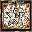 cover of STEVE EARLE - I'll Never Get Out Of This World Alive