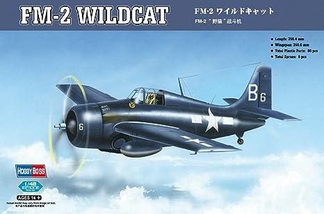 Hobby Boss - FM-2 Wildcat B6