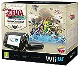 Console Nintendo Wii U 32 Go noire - 'The Legend of Zelda : Wind Waker HD' - �dition limit�e premium pack