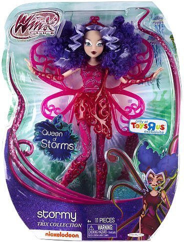 Winx Club Trix Collection Stormy Queen of Storms