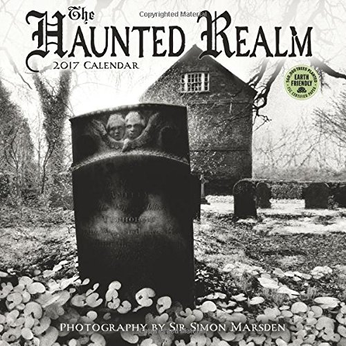 The Haunted Realm 2017 Wall Calendar