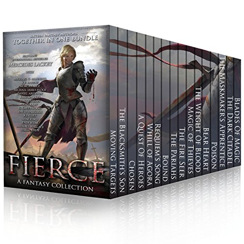 Fierce: Sixteen Authors Of Fantasy by Mercedes Lackey ebook deal