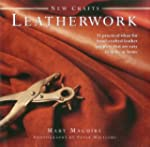 New Crafts: Leatherwork: 25 practical...