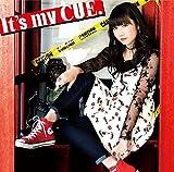It's my CUE.(通常盤)