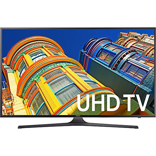 Samsung UN65KU6300 65-Inch 4K Ultra HD Smart LED TV (2016 Model) (Uhd Tv Samsung compare prices)