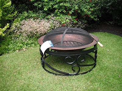 Garden Patio Heater Fire Pit Brazier Chiminea 42 from Jiangsu