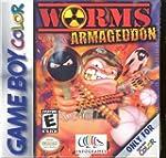 Worms Armageddon - Game Boy Color