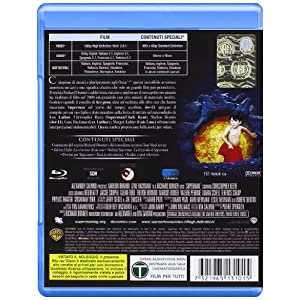 Superman - The movie [Blu-ray] [Import italien]
