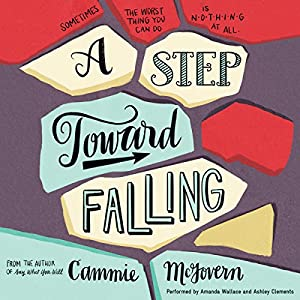 A Step Toward Falling Audiobook