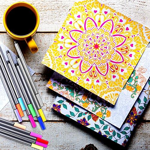 VENDITA DI FINE ANNO - PENNARELLI A PUNTA FINE - Astuccio con 30 pennarelli colorati, ideali per adulti e per disegni di alta qualità - Disegna dettagli minuziosi con i pennarrelli colorati a punta fine, per tracciare linee con l'abilità di un artista - IN REGALO Libro da colorare per adulti - 100% RIMBORSO GARANTITO!
