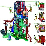 Teenage Mutant Ninja Turtles Ultimate Playset - Ultimate Z-Line and Lair Bundle