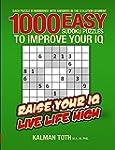 1000 Easy Sudoku Puzzles To Improve Y...