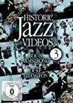 Historic Jazz Videos Vol. 3 [DVD]