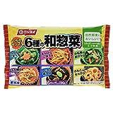 ニッスイ 6種の和惣菜 90G[冷凍]