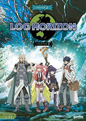 ログ・ホライズン2 コレクション1 / LOG HORIZON 2 COLLECTION 1