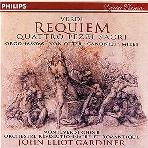 Verdi: Requiem / Quattro Pezzi Sacri (Four Sacred Pieces)