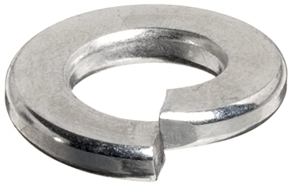 0.6810 OD Steel 0.3910 ID 0.0360 Thick Zinc Finish Pack Of 100 3//8 Bolt Size Internal Tooth Lock Washer