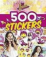 Soy Luna, 500 Stickers par inconnu