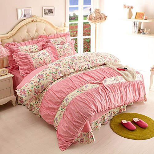 Queen Size Princess Bedding 172616 front