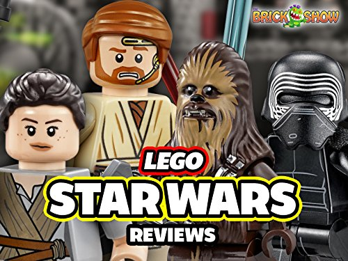 Review: Lego Star Wars Reviews