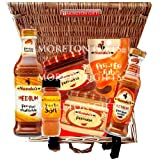 Nando's Lovers Medium Luxury Hamper - Sauce, Marinade, Rub, Perinasise, Peri-Salsa & Peri-Peri Salt - By Moreton Gifts - Great Gift