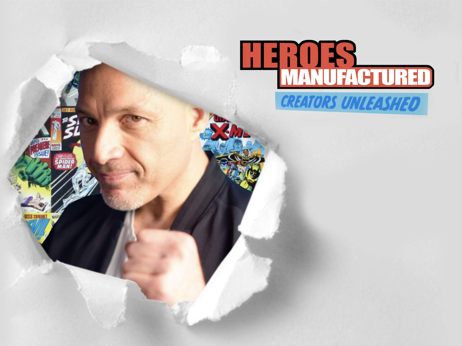 Heroes Manufactured: Creators Unleashed