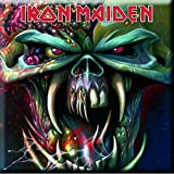 Iron Maiden The Final Frontier New Official Fridge magnet 75mm X 75mm