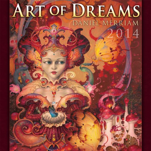 Art of Dreams 2014 Wall (calendar)