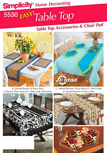 Dining Chair Cover Pattern 4523