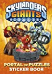 Skylanders Portal of Puzzles: Sticker...