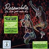"""Die Suche Geht Weiter - Live (Ltd.Super Deluxe Hardcover Buch) [2CDs + DVD]von """"Rosenstolz"""""""