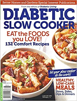 Diabetic Slow Cooker 2014 Better Homes And Gardens