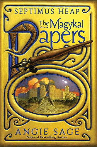 Septimus Heap: The Magykal Papers PDF