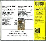 "Dvorak: Symphony No. 9 ""From the New World"" / Smetana: Die Moldau"