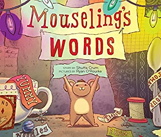 Book Cover: Mouseling's Words