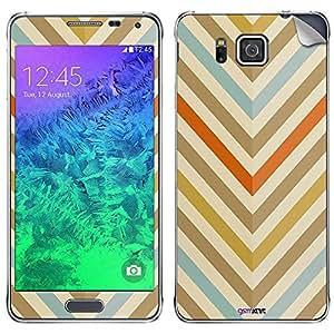 GsmKart SGA Mobile Skin for Samsung Galaxy Alpha (Galaxy Alpha-559)