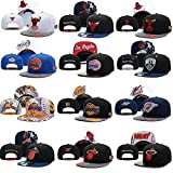 Unisex Adjustable Hip Hop Sport Support Hat Snapback Baseball Cap