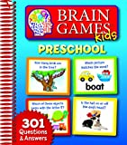 img - for Brain Games Kids: Preschool book / textbook / text book