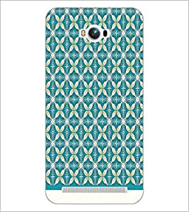 PrintDhaba Pattern D-1003 Back Case Cover for ASUS ZENFONE MAX ZC550KL (Multi-Coloured)